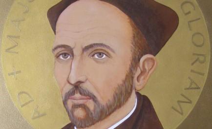 """""""Todo para mayor Gloria de Dios"""", esto decía San Ignacio indicando la gran razón de su vida. Nació en Loyola, España y fue el fundador de la Compañía de Jesús. De joven…"""