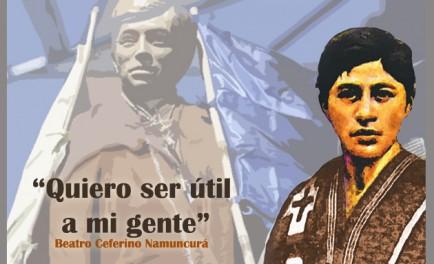 El beato Ceferino Namuncurá (Chimpay, 26 de agosto de 1886 - Roma, 11 de mayo de 1905) fue un joven salesiano argentino, hijo de un cacique Mapuche. Estudió en un colegio de…