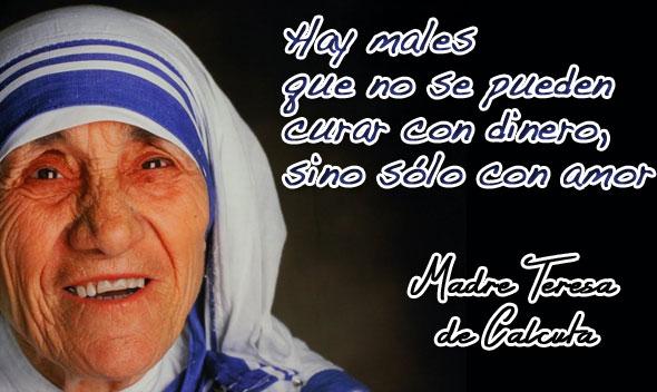 Santa Teresa De Calcuta Radio María Argentina