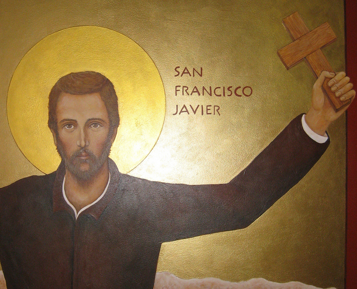 San Francisco Javier, ruega por nosotros.