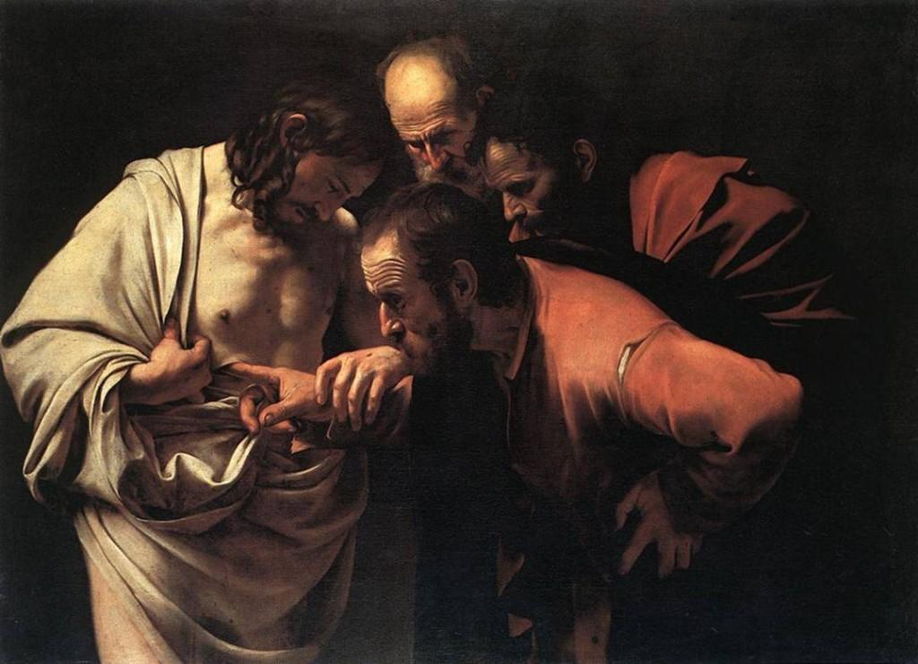 Santo Tomás Caravaggio