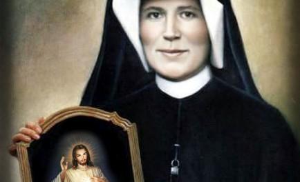 El 5 de octubre la iglesia celebra a Santa Faustina Kowalska, llamada Apóstol de la Divina Misericordia.A través de ella el Señor Jesús transmite al mundo el gran mensaje de la…