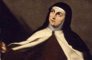 Cada 15 de octubre la Iglesia celebra a Santa Teresa de Jesús. Reformadora del Carmelo, Madre de las Carmelitas Descalzas y de los…