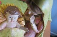 """""""¡Madre mía querida y muy querida! Ahora que ves en tus brazos a ese bello Niño no te olvides de este siervo tuyo,…"""