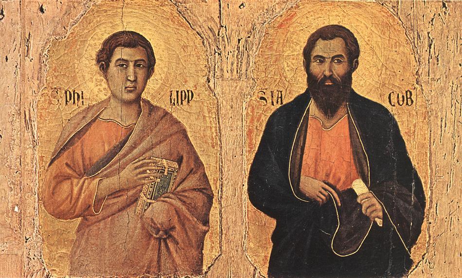 Santos Felipe y Santiago apóstoles - Radio María Argentina