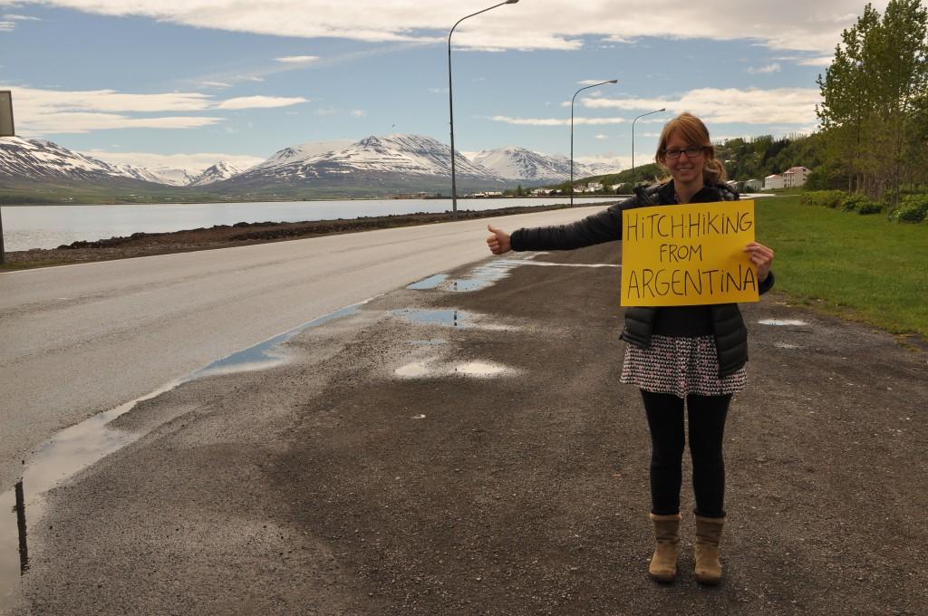 Aniko en Islandia 2