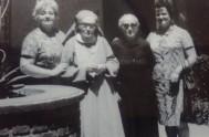 """02/09/2016 – En """"Donde quiero estar"""" conversamos con Zulmay Angélica Soto, dos hermanas, sobrinas de la hermana Lucía Soto, religiosa de las Esclavas…"""
