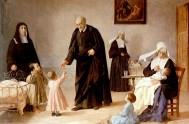Cada 27 de septiembre celebramos la memoria de San Vicente de Paul, sacerdote que vivió entregado al servicio de los pobres en París,…
