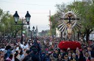 Haciéndonos eco de los dolores y necesidades del pueblo argentino, en estos tiempos de crisis, durante 9 días de oración nos acercamos al…