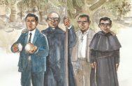 17/07/2019 – Por primera vez, hoy se celebra la memoria de los Beatos Enrique Angelelli y compañeros mártires. El 27 de Abril de…