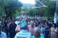 Virgen de Candelaria, madre de Dios y madre nuestra, con toda la devoción y confianza, que un hijo pone en su madre, quiero…