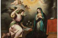 """Cada año la Iglesia celebra la Solemnidad de la Anunciación. María dio su """"Sí"""" a Dios, concibiendo desde aquel momento a Jesús. Es…"""