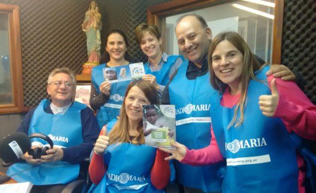 Radio María Argentina es un medio de comunicación para la evangelización, presente en más de 259 localidades de todo el…