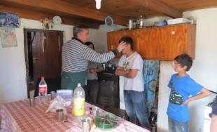 En la primer semana de agosto, un equipo de Radio María estuvo de misión siguiendo las huellas…
