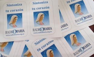 20/05/2015 - Bibi Molea es de Los Toldos (Buenos Aires) y escucha Radio María Argentina por internet…