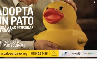 La Asociación civil Hombre Nuevo, organización social hermanada a Radio María Argentina, presentó la Carrera del Pato…