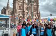 06/10/2015 – El fin de semana pasado fue la 41º Peregrinación Juvenil a Luján, con la participación masiva de jóvenes que se pusieron…