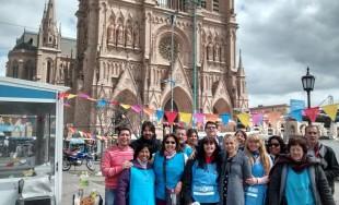 06/10/2015 - El fin de semana pasado fue la 41º Peregrinación Juvenil a Luján, con la participación masiva de jóvenes que se pusieron en camino para encontrarse con María. Desde la Obra…