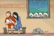 """Con gran alegría compartimos la Campaña """"Navidad es Jesús"""", una iniciativa de Radio María Argentina que busca resignificar el sentido de la Navidad,…"""