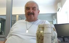 11/01/2016 - Jorge es cordobés, camionero y oyente de Radio María desde hace mucho tiempo. Desde hace…