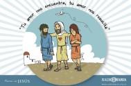 """Con gran alegría compartimos la Campaña """"Pascua es Jesús"""", una iniciativa de Radio María Argentina que busca resignificar el sentido de la Pascua,…"""