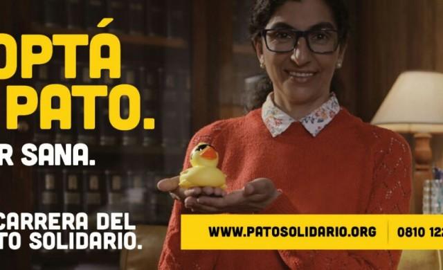 21/09/2016 - La Asociación civil Hombre Nuevo, organización social hermanada a Radio María Argentina, presentó la 2ºCarrera del Pato Solidarioque nuevamente ofrecerá un auto 0km al ganador. Se trata de una carrera…