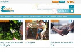 21/09/2016 - En Primavera, Oleada Joven, la propuesta juvenil de Radio María se renueva. Hoy Oleadajoven.org.ar amaneció con un nuevo diseño, mássimple y más multimedia pero con la pasión de siempre por…