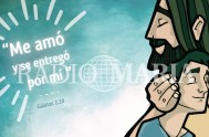 """24/02/2017 – Te invitamos a formar parte de la campaña """"Pascua es Jesús"""" 2017, una iniciativa de Radio María Argentina que busca resignificar…"""