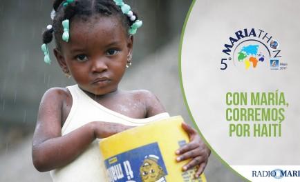 Con María vamos más lejos y es por eso que ya comenzamos la Mariathón 2017. Durante este año, las Radio María de más de 70 países en todo el mundo trabajaremos en…