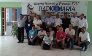 21/07/2017 - En el mes de julio tuvimos la alegría de compartir un encuentro de las Radio María Americanasen Nicaragua.Convocados por el Equipo de Formación del Continente Americano (EFCA), se reunieron en…
