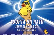 Este añotu Super poder es la Solidaridad. El Pato Solidario quiere sumar a los corazones más solidarios para construir un mundo mejor, por…
