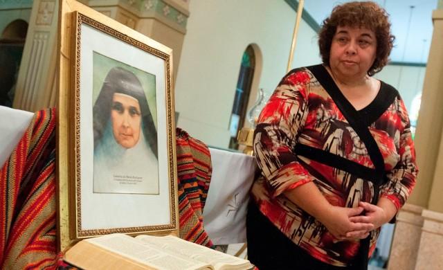 21/11/2017 -La Beatificación de Catalina de María Rodríguez Fundadora de las Hermanas Esclavas del Corazón de Jesús se realizará elsábado 25 de Noviembrede 2017 a las 10 horas en el Centro Cívico…