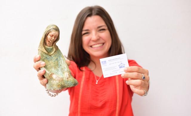 En el corazón de María anida un sueño, que la voz de su Hijo llegue a cada rincón de la Argentina, y con tu ofrenda este sueño de María se hace realidad.…