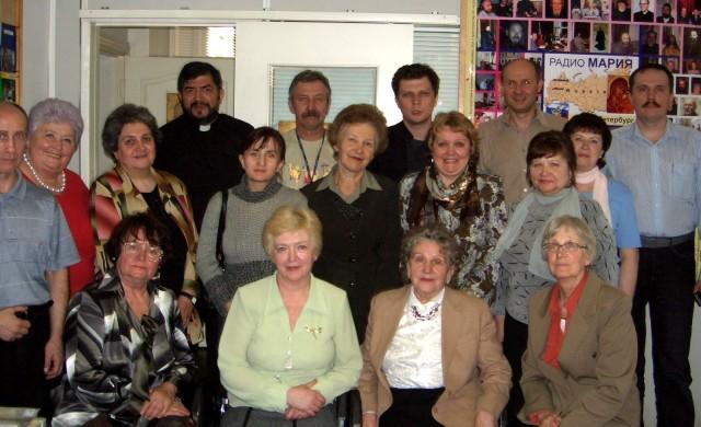Voluntarios RM Rusia