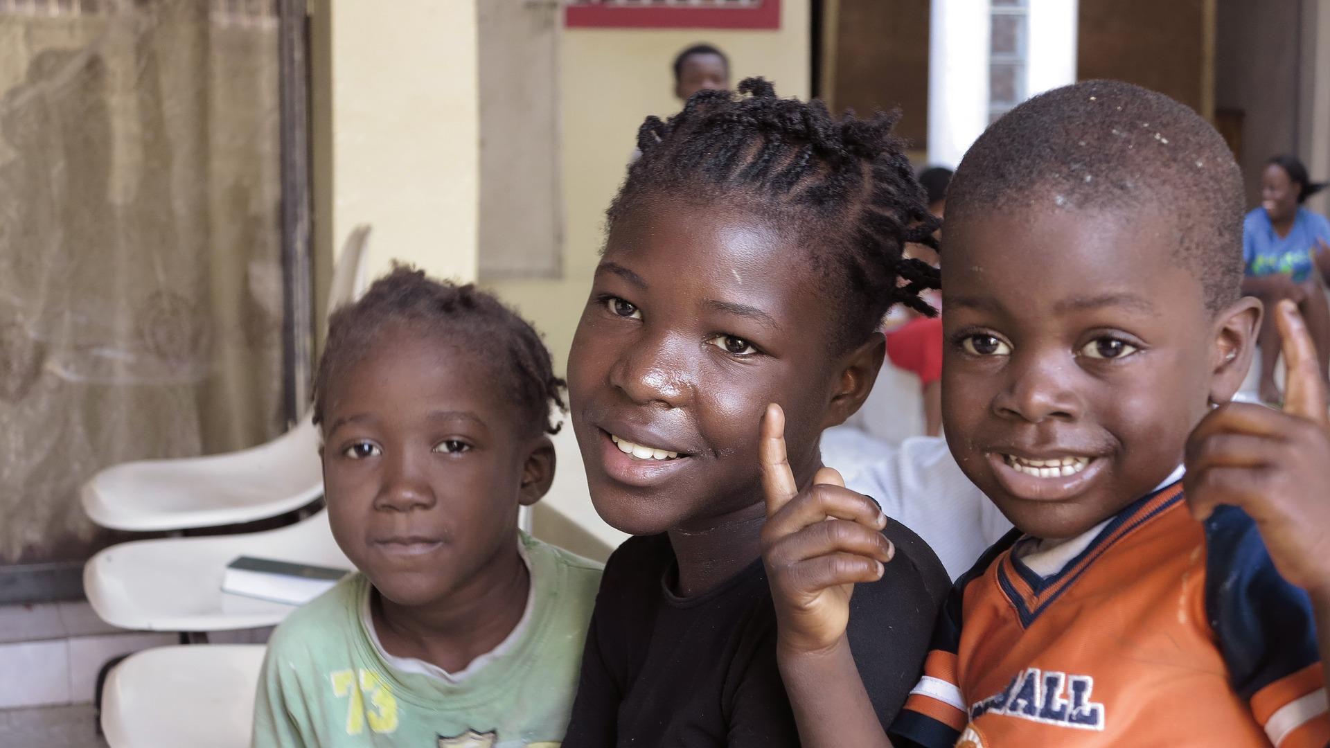 children-2704878_1920 Haiti