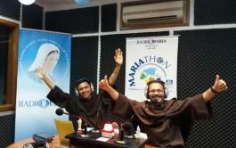 07/05/2018 - En el marco de la Mariathón compartimos una programación especial los días 1, 5 y 6 de mayo. El domingo a la madrugada le tocó el turnode la dimensión juvenil de la obra de animar ésta fiesta mundial que vivimos como familia radiomariana. Es por esto que jóvenes de Radio María Venezuela entraron en diálogo con Radio…