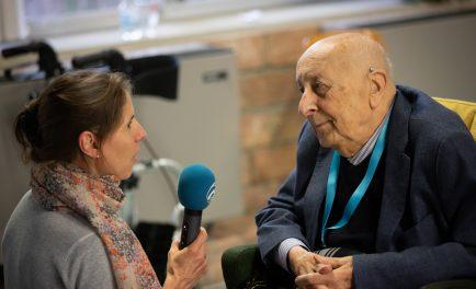 """""""La alegría de evangelizar"""", el lema elegido para este año, representa el camino de Radio María, dijo Emanuele Ferrario en el marco del VII Encuentro de la Familia Mundial de Radio María.…"""