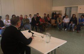 10/11/2018 -En el marco del encuentro con la comunidad latina en Frankfurt, el pasado domingo 8 de octubre, el padre Javier Soteras, Director de Radio María Argentina, compartió una charla cuyo centro…