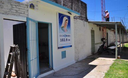 22/05/2019 - En la ciudad de Resistencia, Chaco, el sábado 18 se realizó la inauguración de las nuevas instalaciones de la repetidora de Radio María. La misa en acción de gracias fue…