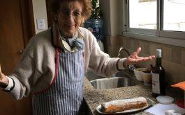Gigina es oyente de la Radio y envió un video con su receta de un arrollado de…