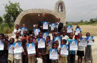 Congo, Brazzaville El Congo es un país de casi cinco millones de habitantes, de los cuales el 55% son católicos. En 2006, a…