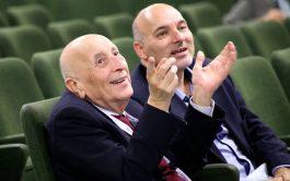"""Don Emanuele, el fundador y """"primer voluntario"""" de Radio María en el mundo, destacó la generosidad con la que el…"""