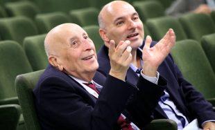 """Don Emanuele, el fundador y """"primer voluntario"""" de Radio María en el mundo, destacó la generosidad con…"""