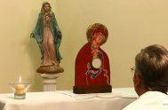 """20/11/2019 - En nuestro camino de Consagración a María, compartimos el la 9na reflexión: """"Dios miro la humildad de su servidora desde ahora…"""