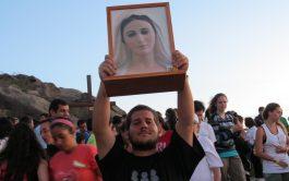 """25/11/2019 – Compartimos la reflexión nro 12 de nuestro camino de Consagración a María:  """"Alégrate llena de Gracia, el…"""