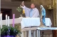 El domingo 8 de diciembre, en el Monasterio Santa Catalina, compartimos la celebración de la misa al comienzo del jubileo de la Obra…