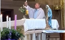 El domingo 8 de diciembre, en el Monasterio Santa Catalina, compartimos la celebración de la misa al comienzo del jubileo…