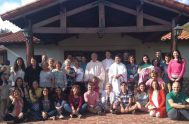 29/01/2020 – Con el año recién iniciado, 12 comunidades de distintos puntos del país se encontraron en la Casa Nuestra Señora de la…