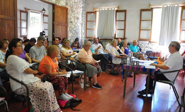 Discernimiento Comunitario, con el Padre Ángel Rossi (SJ)