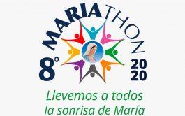 Vivimos juntos la Mariathon y reencendimos la llama de nuestro corazón con la sonrisa de María. La alegría de María…